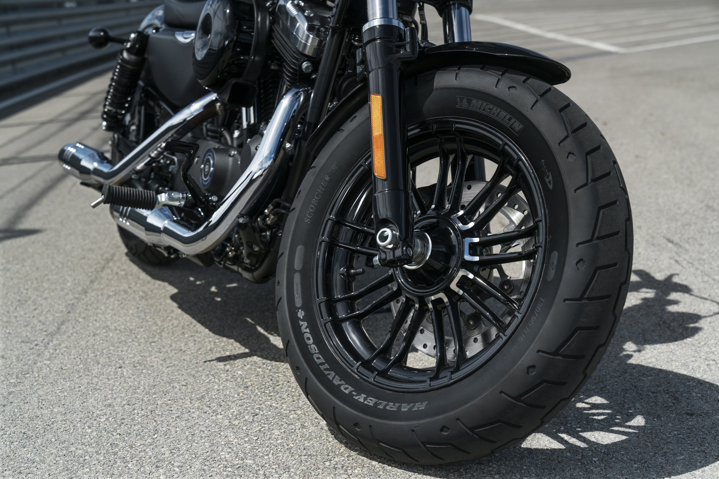 New Harley Davidson: New Harley-Davidson 48X And Pan America For 2019?