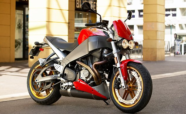 Do I Want a Buell XB12S or Harley-Davidson XR1200 Sportster