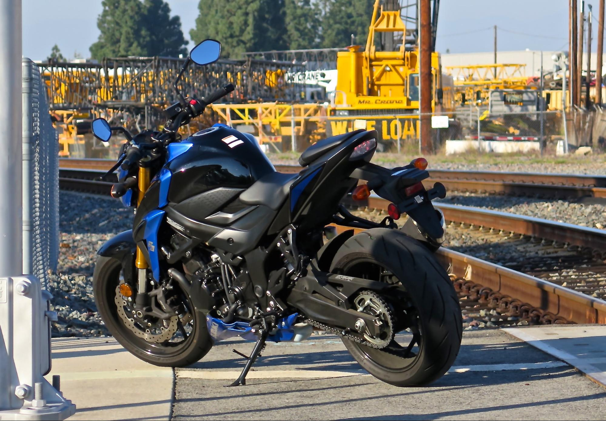 2018 Suzuki GSX-S750 Long-Term Review - Motorcycle com