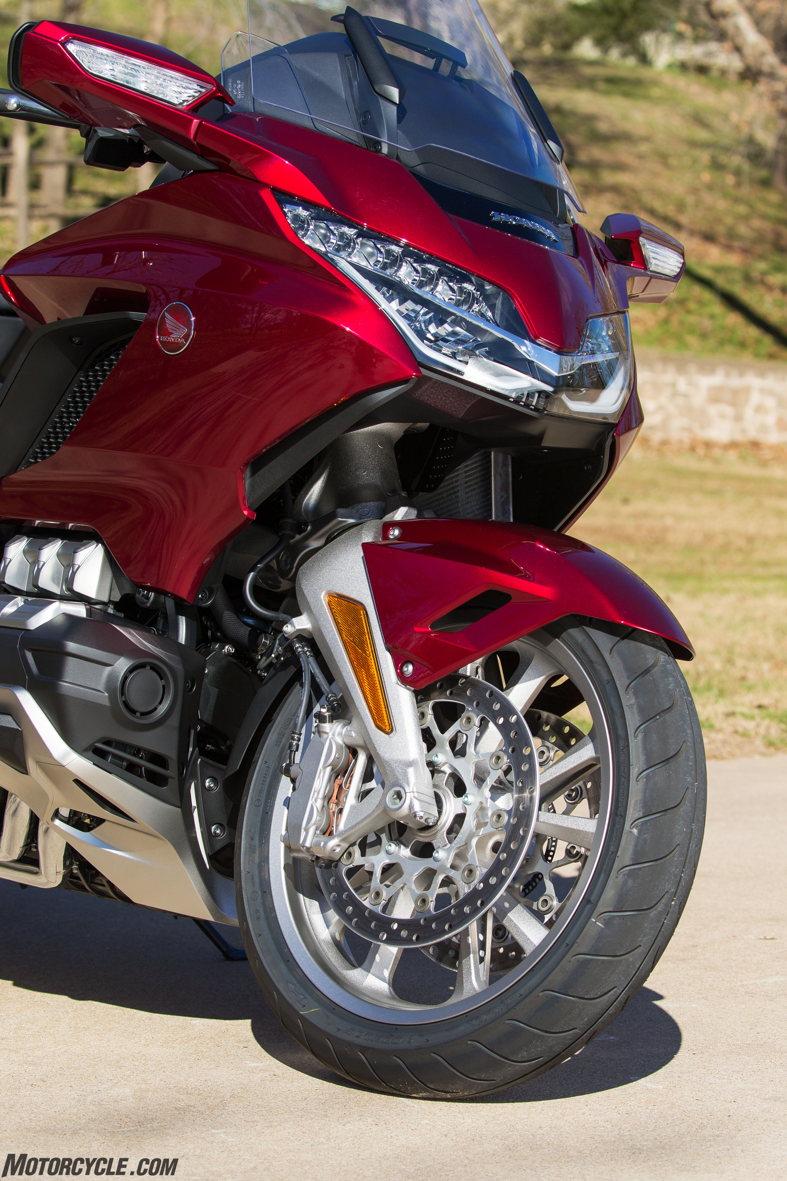 2018 Honda Gold Wing Tour Review - Motorcycle com