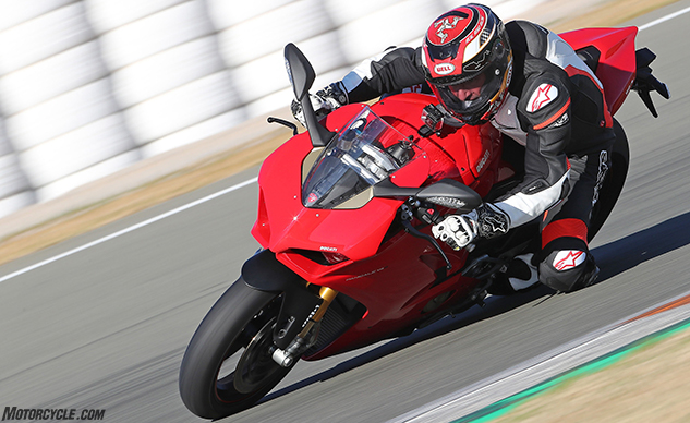 2018 Ducati Panigale V4 First Ride Review 10 Things You Need To Know