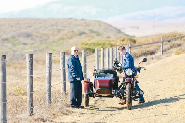 A Ural Gear Up And The Road Ahead
