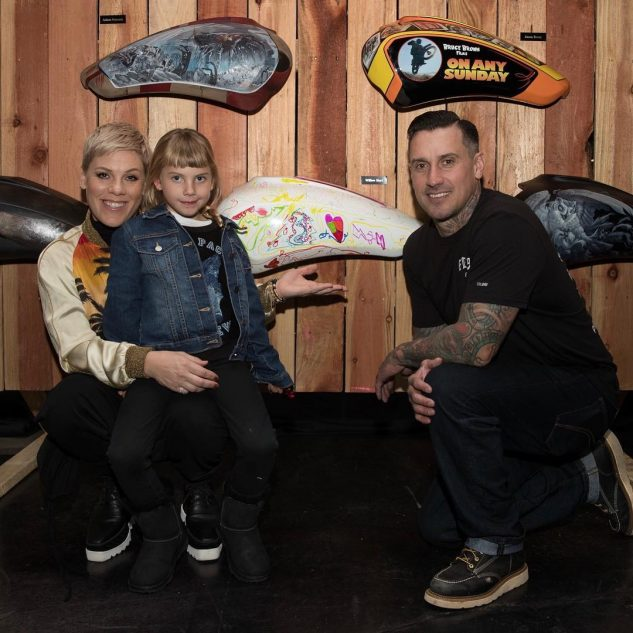 Tanks for Troops Carey Hart's Good Ride