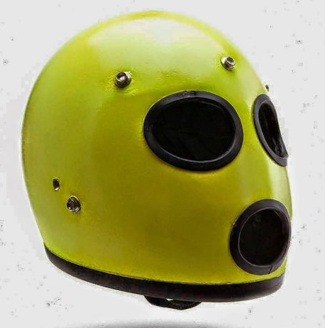 Weird Motorcycle Helmet Motorcycle Com