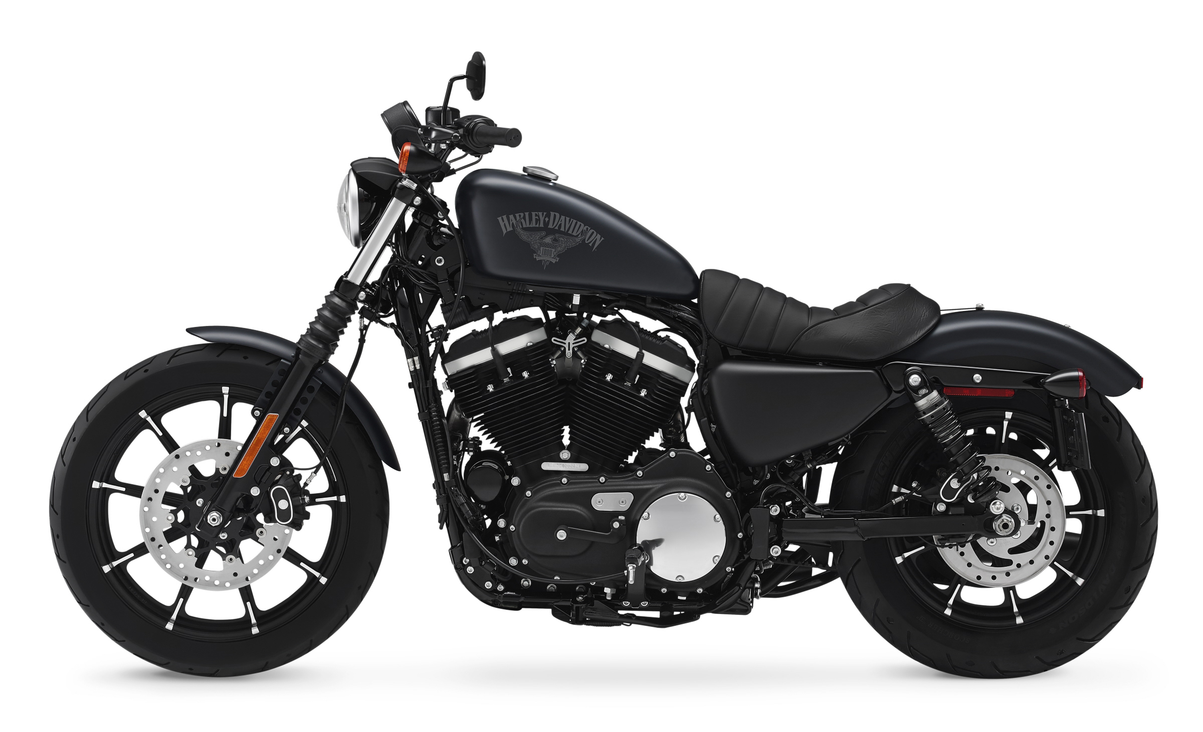 epa certifies 2018 harley-davidson iron 1200 and forty-eight special