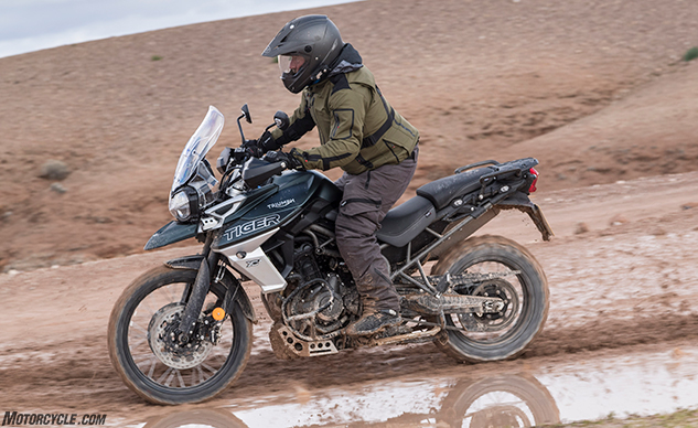 2018 Triumph Tiger 800 Xrt And Xca Review First Ride