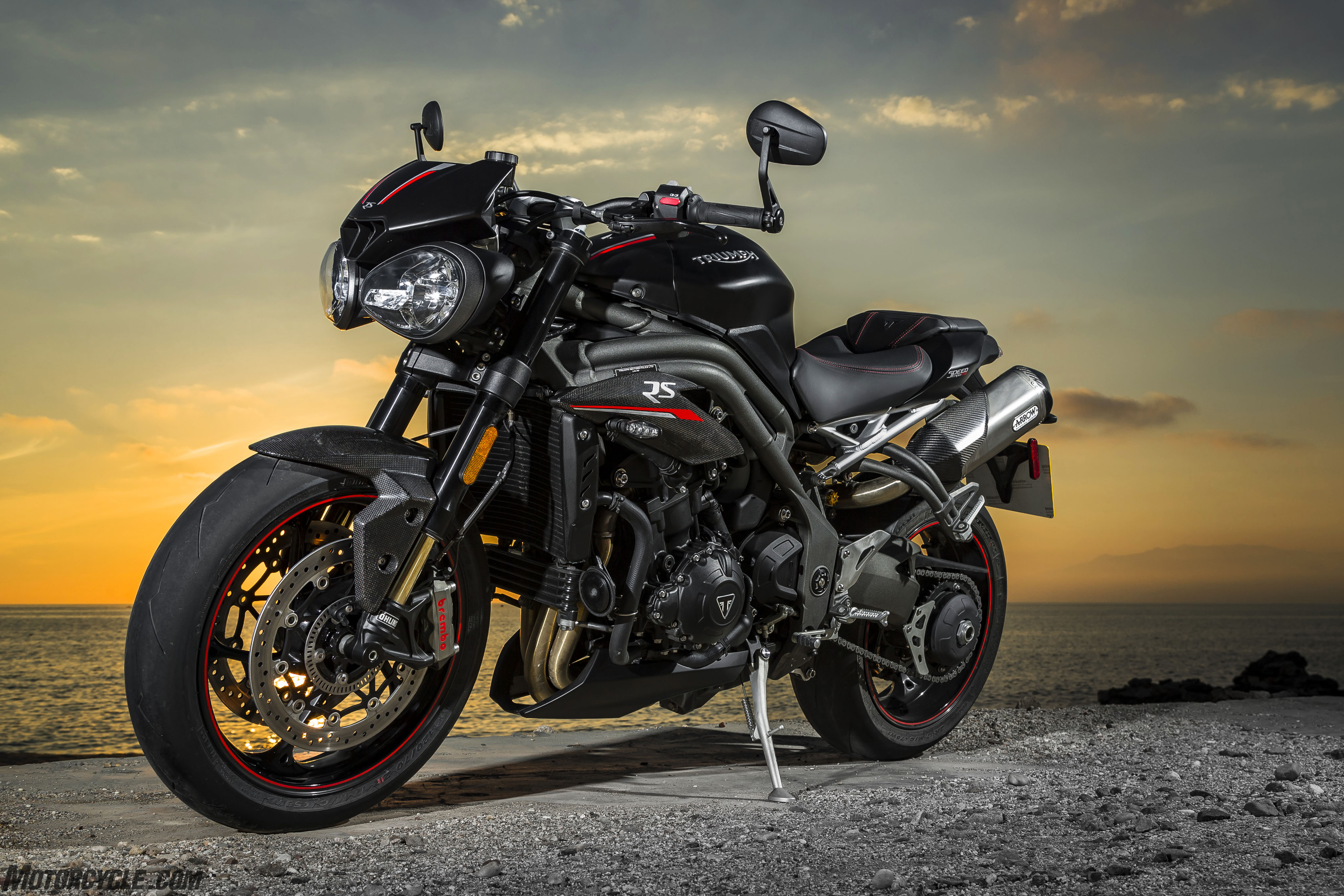 2018 triumph speed triple rs review first ride. Black Bedroom Furniture Sets. Home Design Ideas