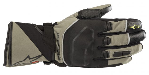 3527518_6080_ANDES TOURING OUTDRY glove_MilGreenBlack