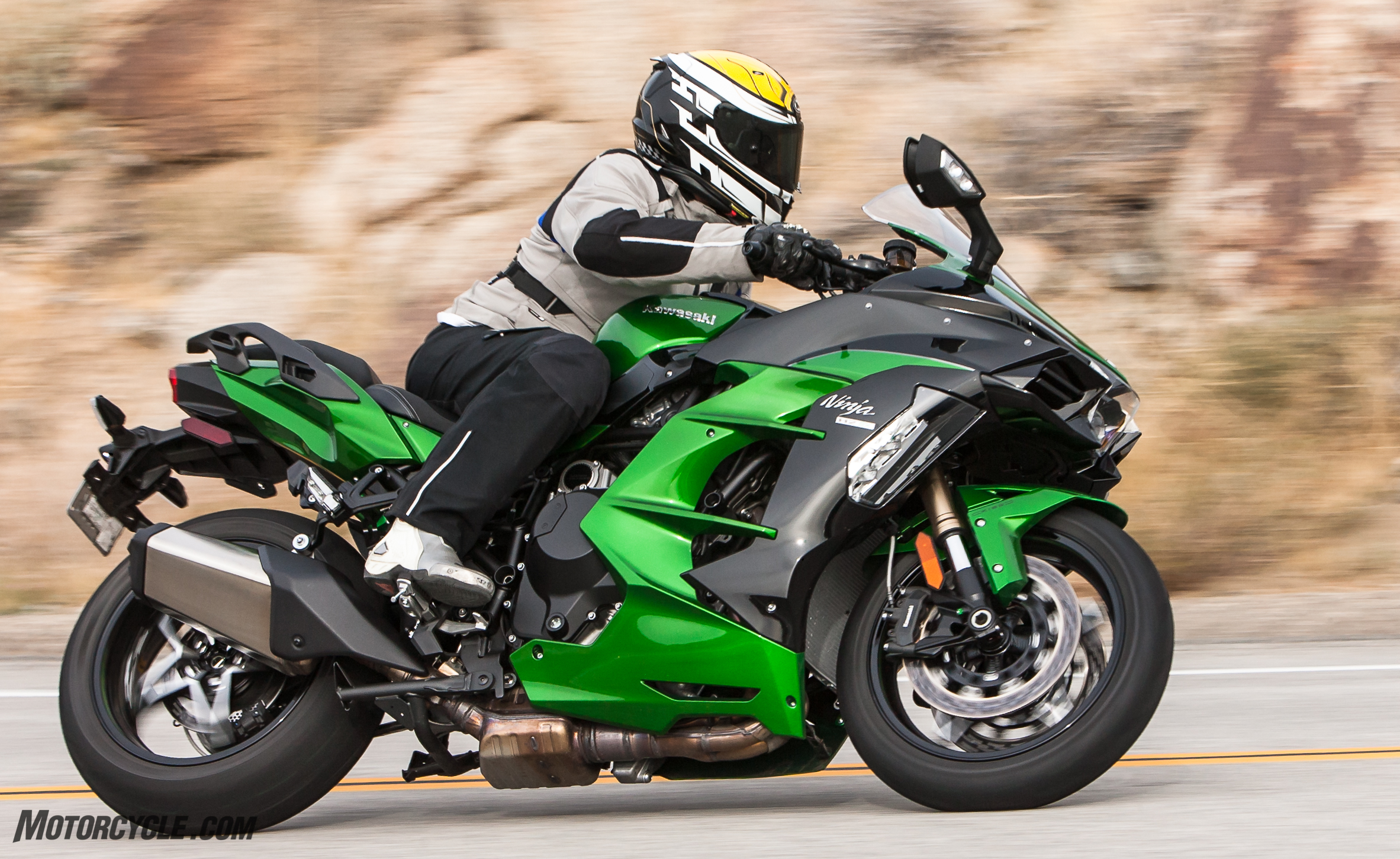 2018 Kawasaki H2 Sx Se Review Motorcycle Com First Ride
