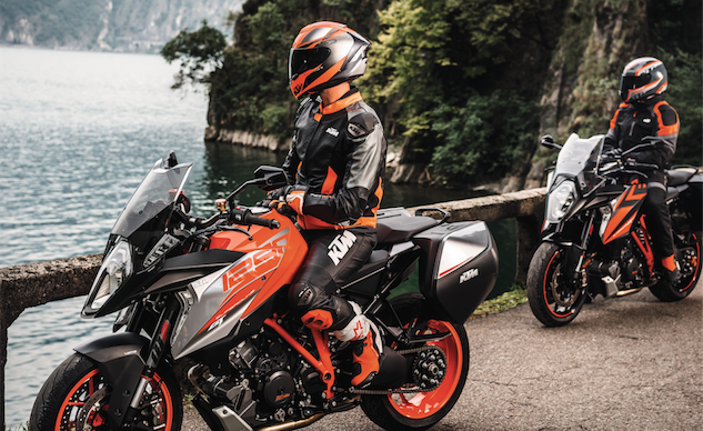 KTM PowerWear 2018 Lead