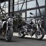 2019 Honda CB300R and CB1000R