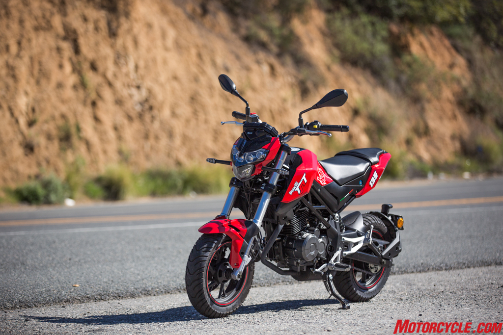 2018 Benelli TnT135 Review - First Ride - Motorcycle com