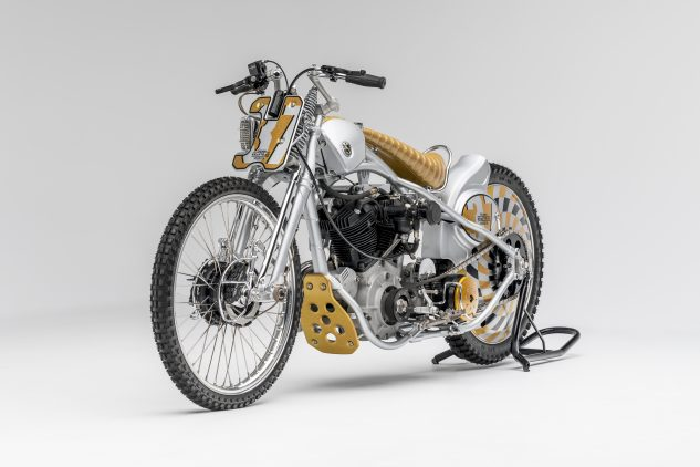 "Petersen Automotive Museum ""Custom Revolution"" Motorcycle Exhibit"