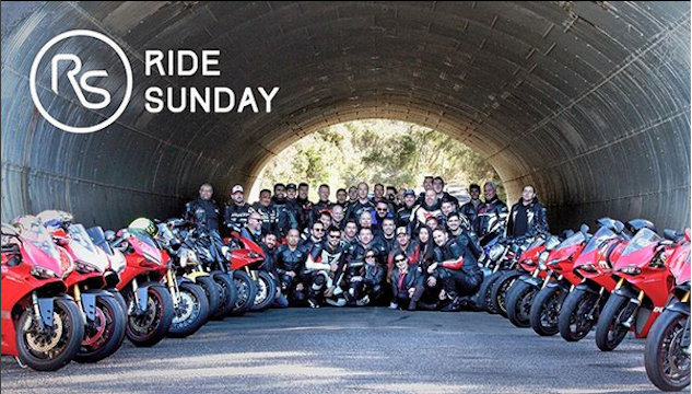 Ride Sunday