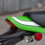 Kawasaki Z900RS Cafe rear fender