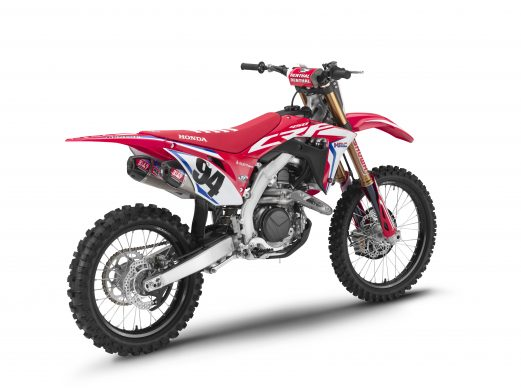 19 Honda CRF450R WE_RR34
