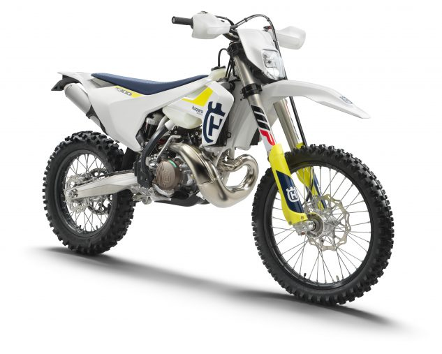 2019 Husqvarna Off-Road and Dual-Sport Models