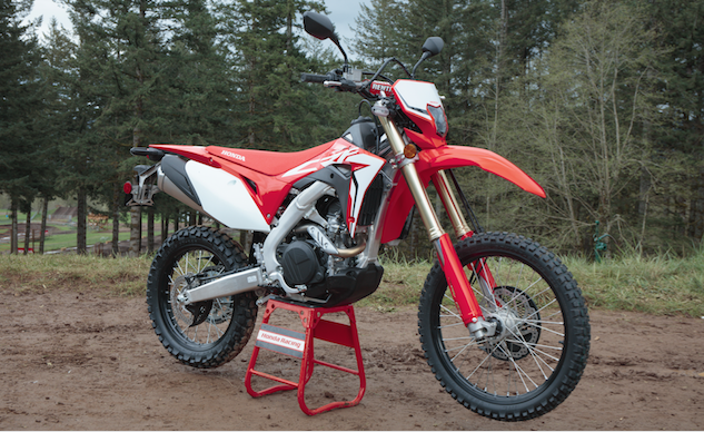 2019 Honda Crf Off Road Mx And Dual Sport Model Line First Look