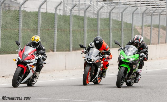2018 Lightweight Sportbikes Shootout - CBR500R vs Ninja 400