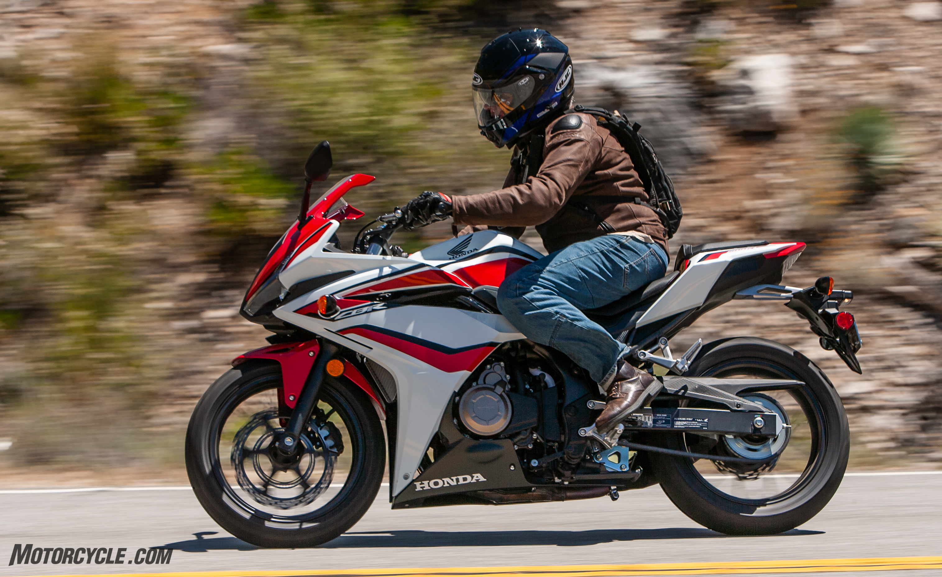 Five Things You Need To Know About The 2018 Honda Cbr500r