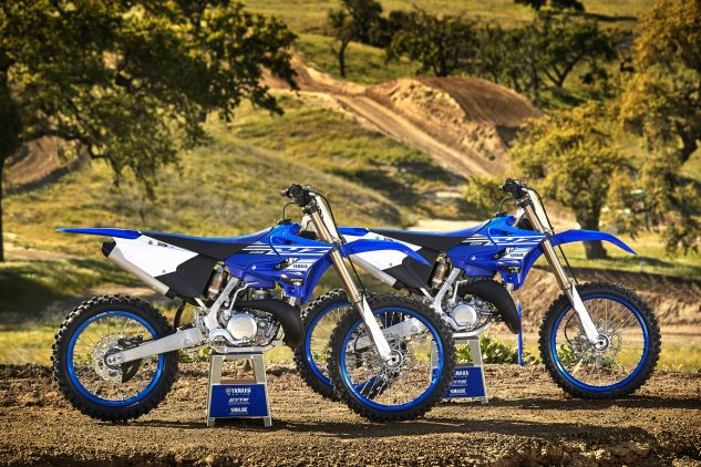 2019 Yamaha Off Road Yz Motocross And Cross Country Model
