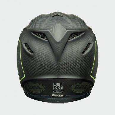 3HS192920X MOTO 9 FLEX RAILED HELMET BACK