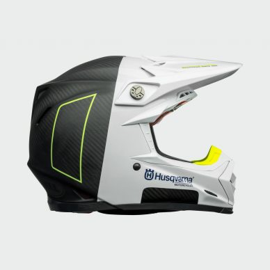 3HS192920X MOTO 9 FLEX RAILED HELMET SIDE