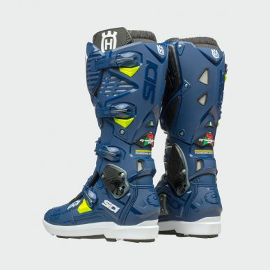 3HS193010X CROSSFIRE 3 SRS BOOTS BACK 45 DEGREE