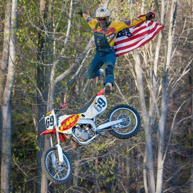 Red Bull Straight Rhythm Ronnie Mac