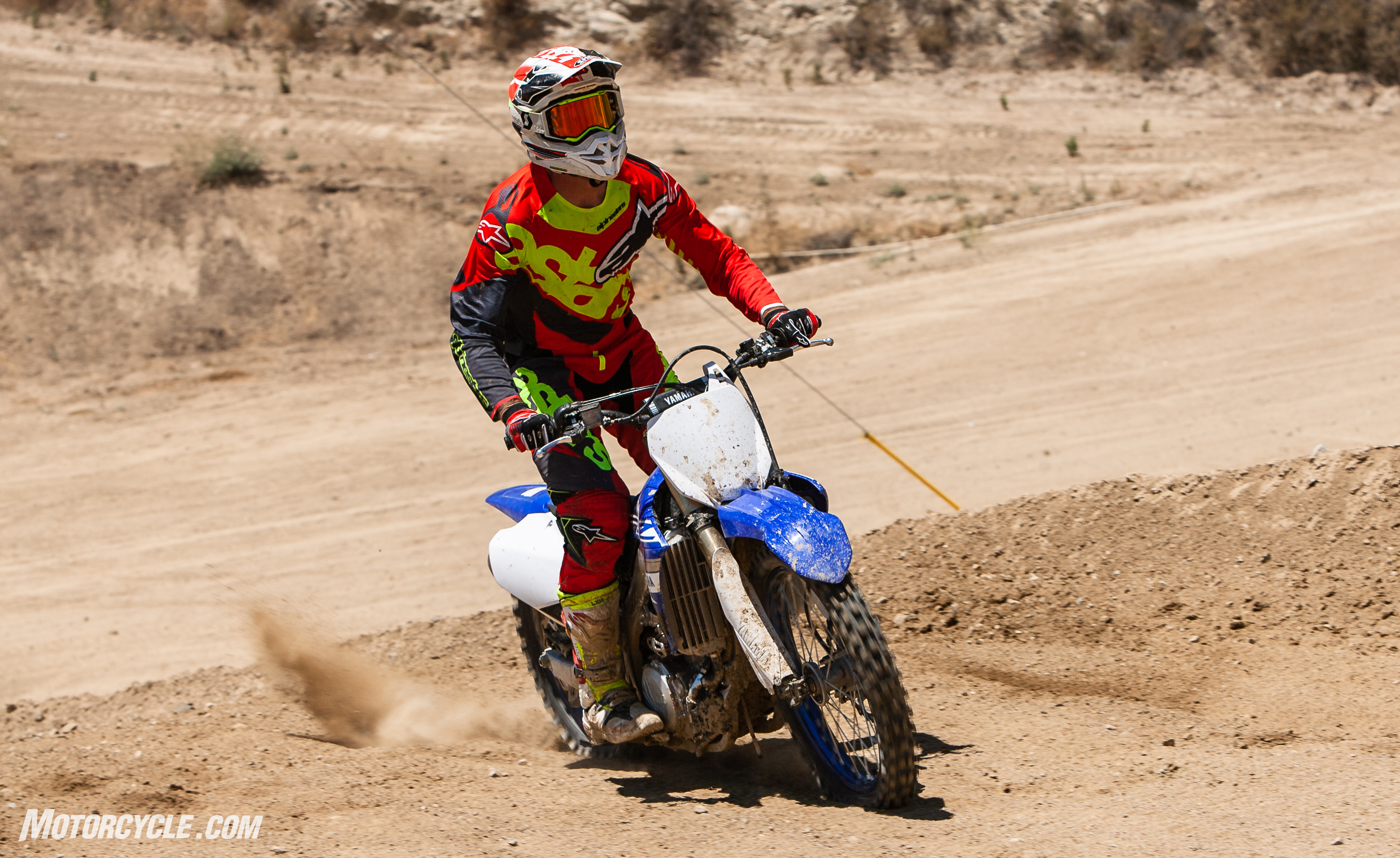 2019 Yamaha YZ450F First Ride Review