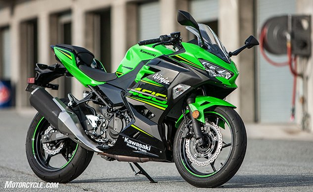 8 ways to improve the 2018 kawasaki ninja 400. Black Bedroom Furniture Sets. Home Design Ideas