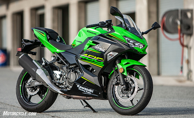 8 Ways To Improve The 2018 Kawasaki Ninja 400 Motorcyclecom