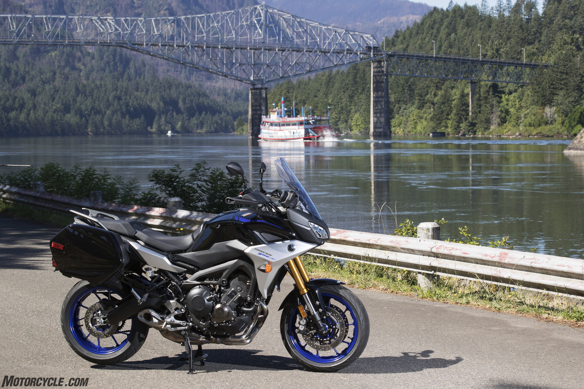 Cool 2019 Yamaha Tracer 900 Gt Review First Long Ride Lamtechconsult Wood Chair Design Ideas Lamtechconsultcom