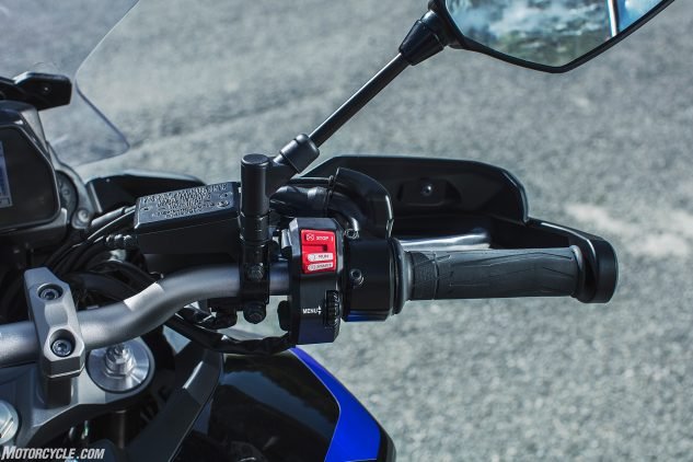 2019 Yamaha Tracer 900 GT Review