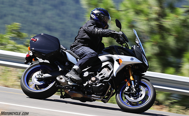 2019 Yamaha Tracer 900 GT Review - First (Long)-Ride