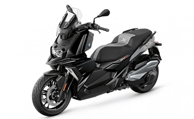 2019 Bmw C400x And C400gt Scooters Certified By Us Epa