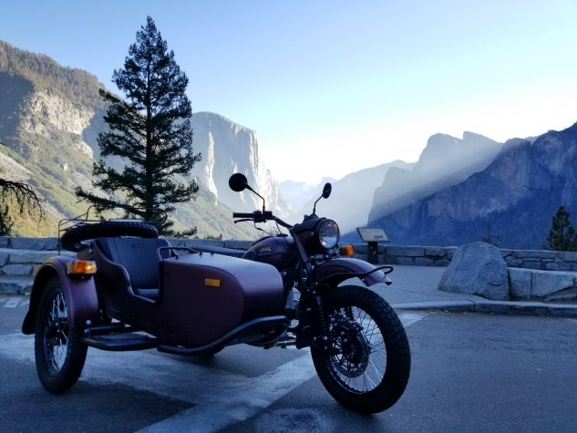 How to Plan for a Motorcycle Tour
