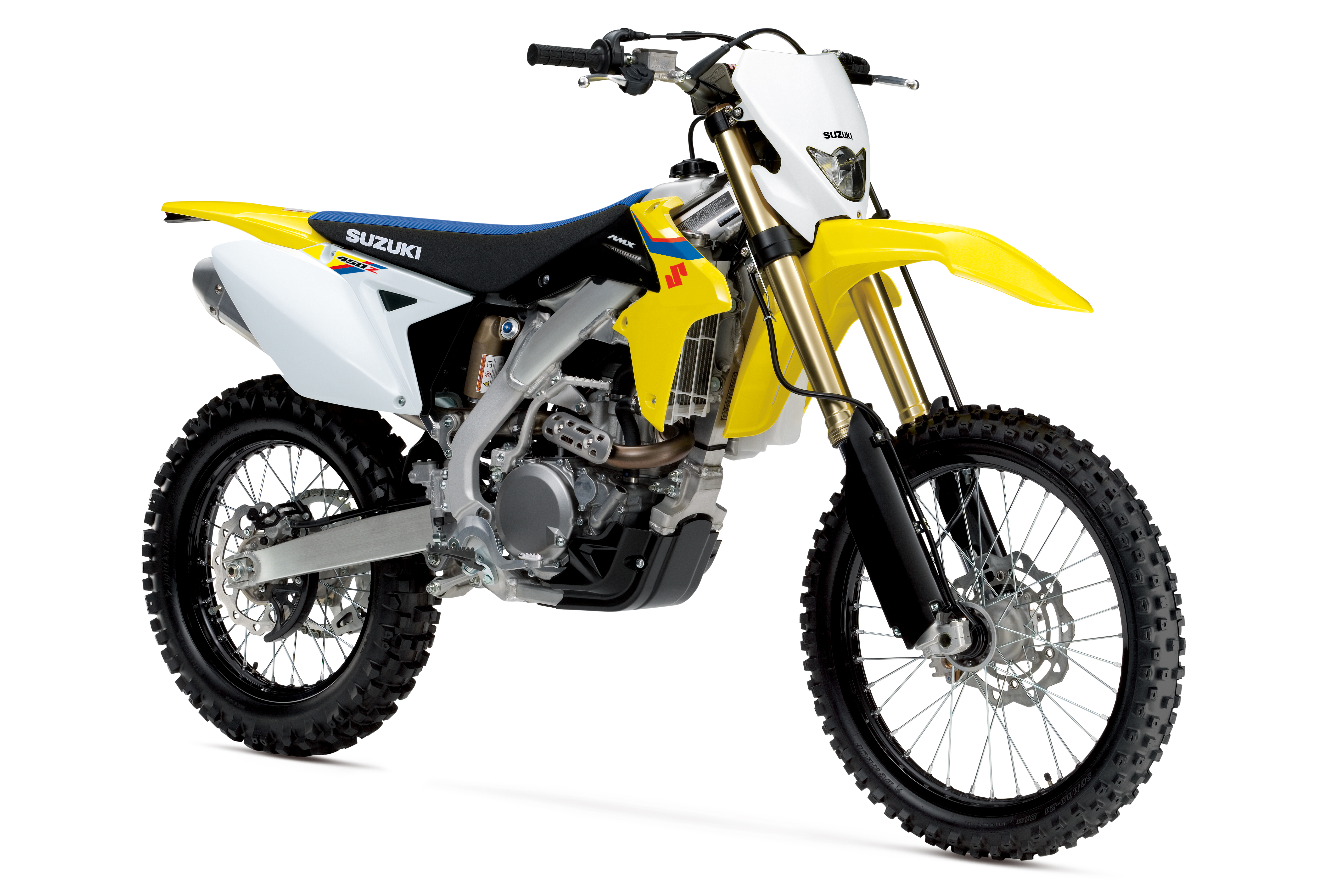 Suzuki Introduces 2019 Motocross, Dual-sport, Off-Road and