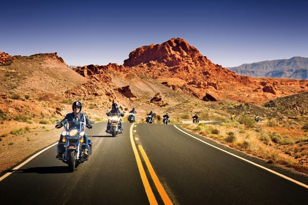 Best guided motorcycle tours