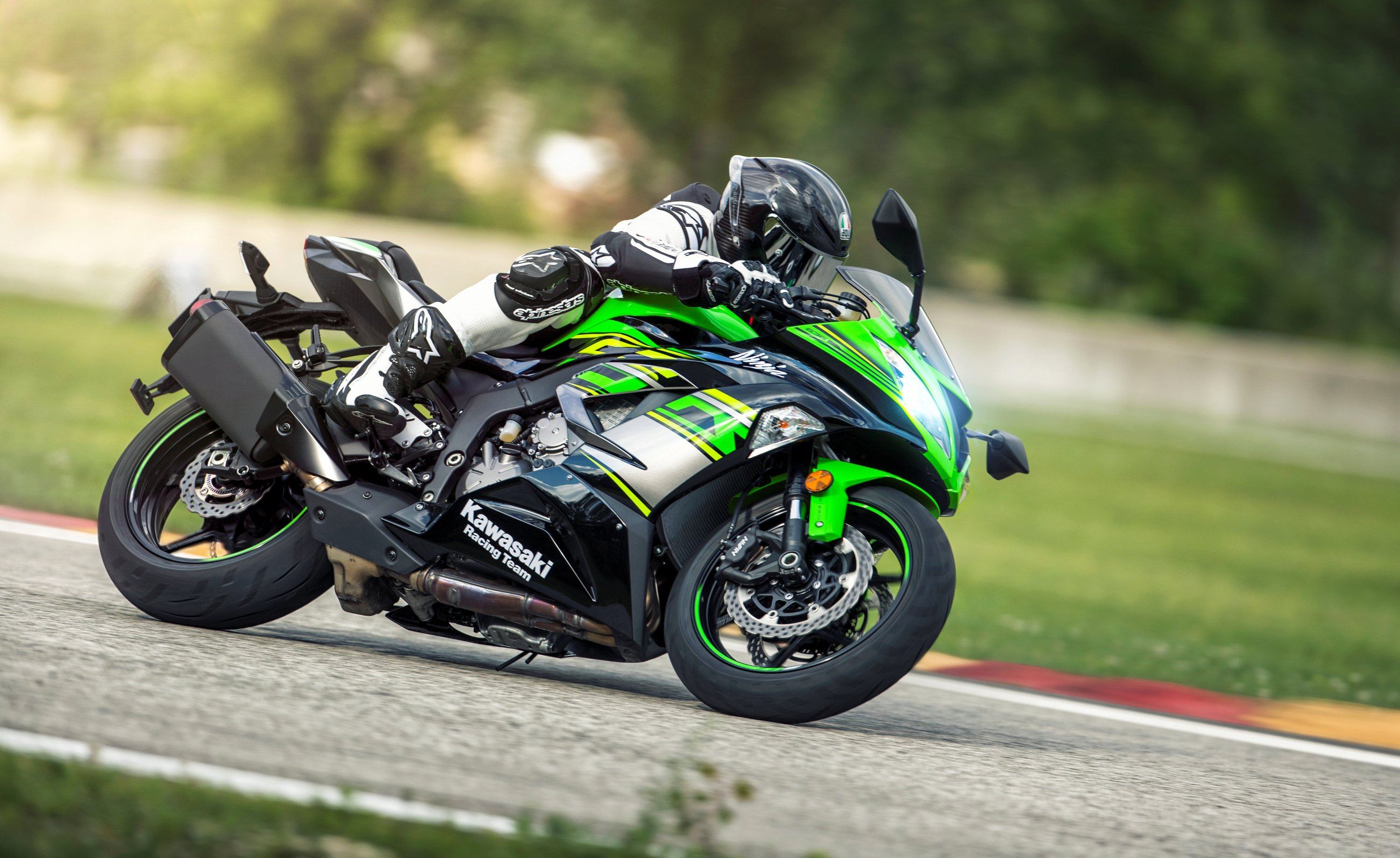 New 2019 Kawasaki Ninja Zx 6r Coming Oct 11
