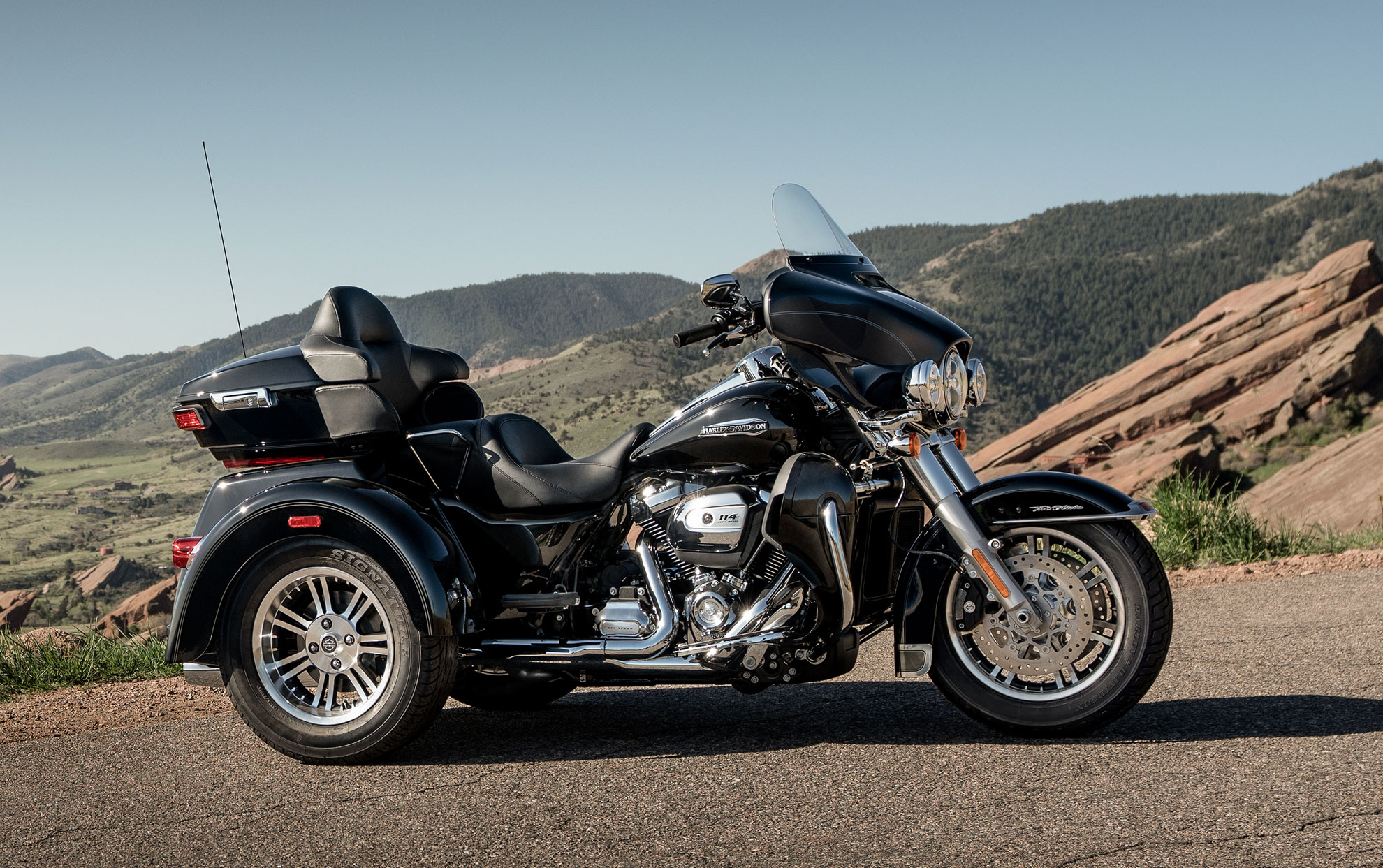 2016 Harley Davidson Tri Glide Ultra Confidence And: 2019 Harley-Davidson Tri-Glide Ultra And Freewheeler Updates