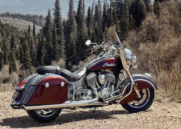 Nearest Honda Dealership >> 2019 Indian Chief, Springfield and Roadmaster Get Cool ...
