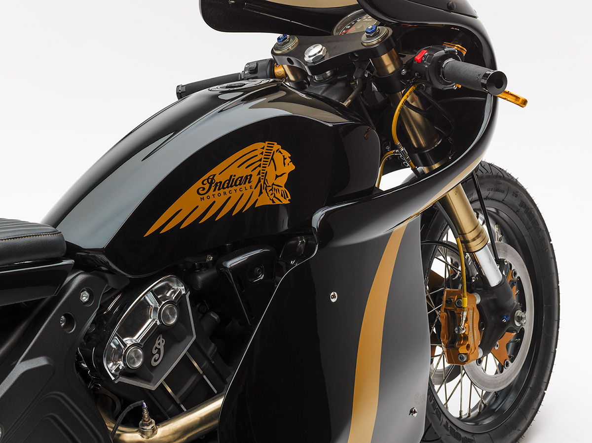 Indian Scout Bobber Build Off Finalists Unveiled At Sturgis
