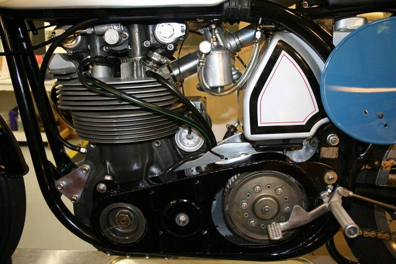 Craigslist Deal o' the Day: 1953 Norton Manx 350