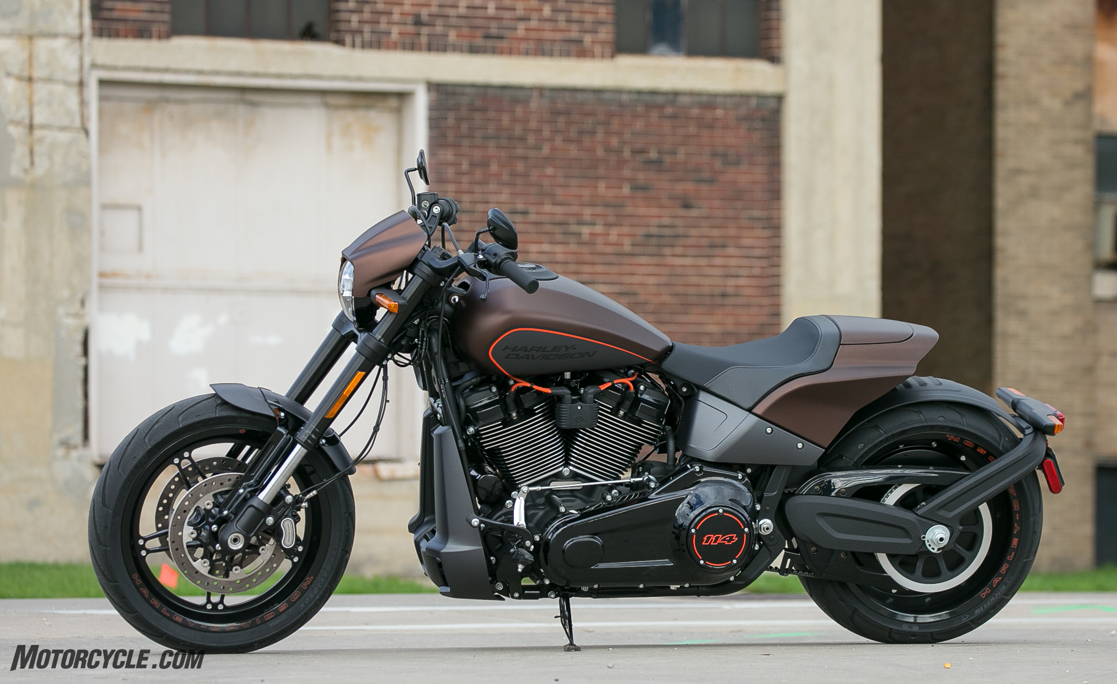 New 2019 Harley Davidson Fxdr 114 Motorcycles In: 2019 Harley-Davidson FXDR 114 Review