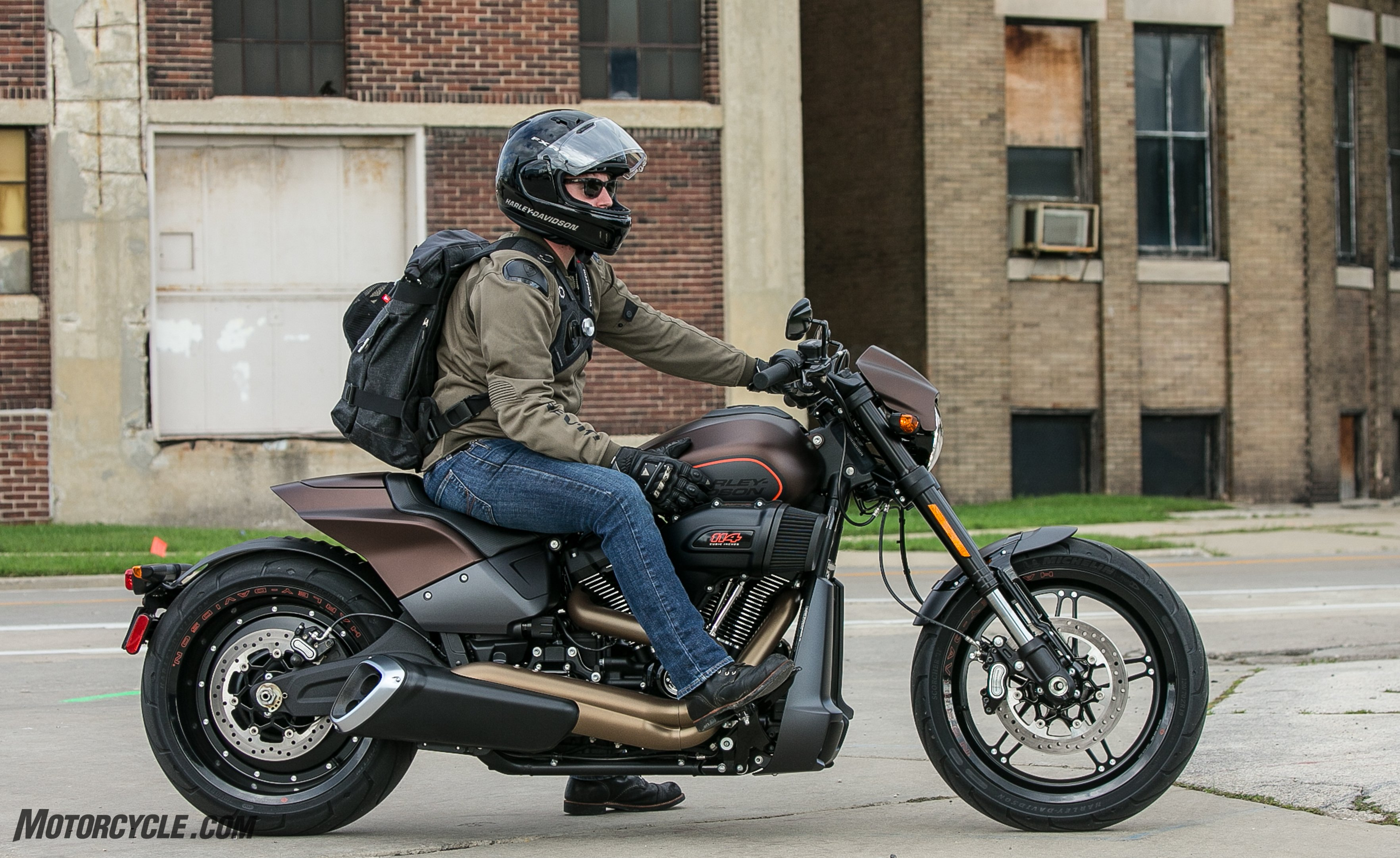 New Models 2019 Harley Davidson Fxdr 114 Review: 2019 Harley-Davidson FXDR 114 Review