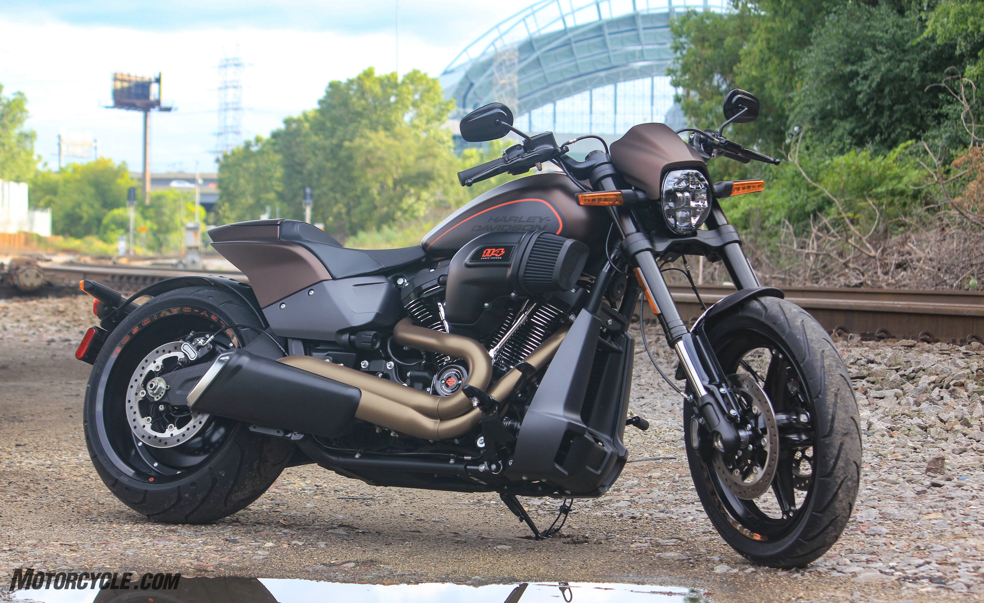 2019 Harley-Davidson FXDR 114 Review – First Ride