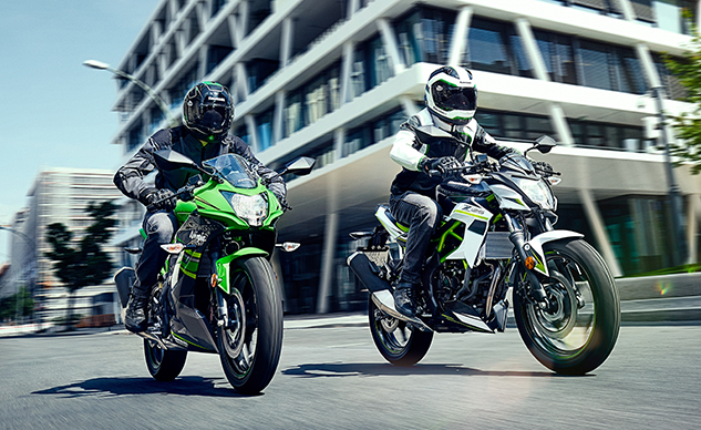 2019 Kawasaki Ninja 125 And Z125 Confirmed For Intermot