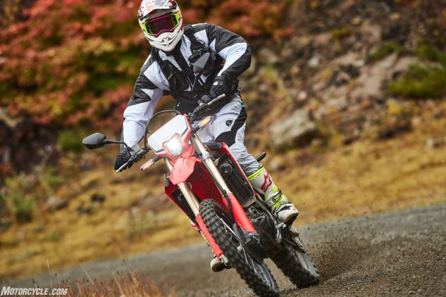 2019 Honda CRF450L Review – First Ride