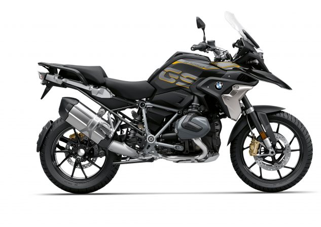2019 BMW R1250GS Exclusive